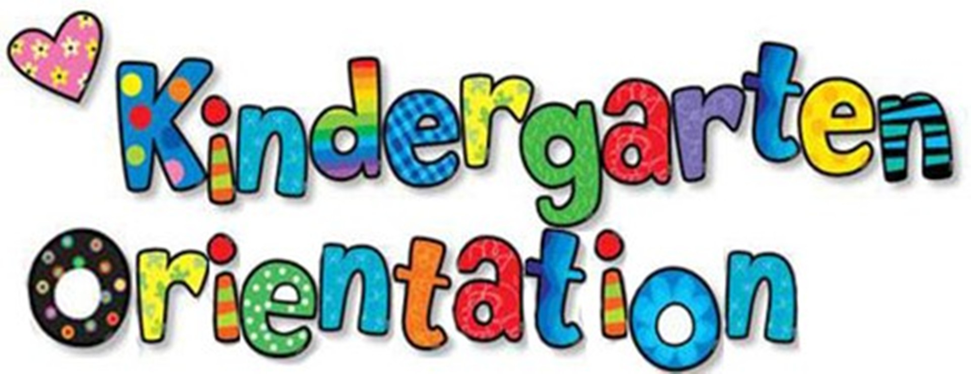 2018-2019 Kindergarten Parent Informational Meeting